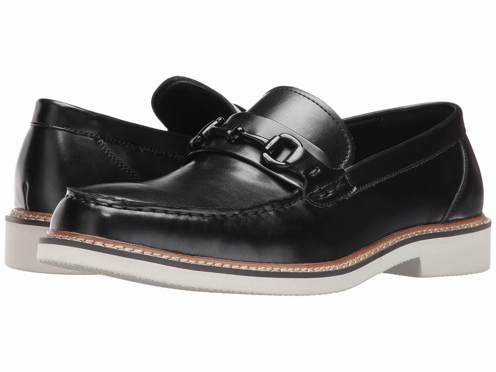 giày da Kenneth Cole Unlisted nam Work Mode đen hàng hiệu