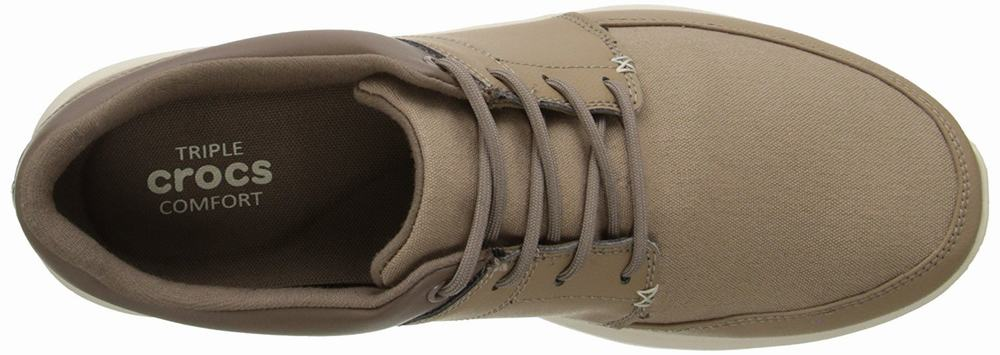 giày crocs nam Kinsale Lace-Up hàng hiệu