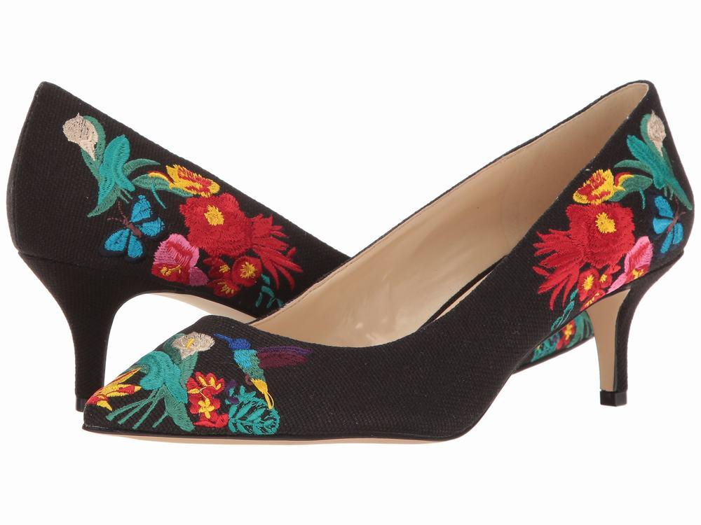 giày nữ gót thấp Nine West Xeena chính hãng