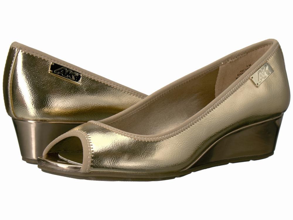 giày đế xuồng gót thấp Anne Klein Camrynne hàng hiệu