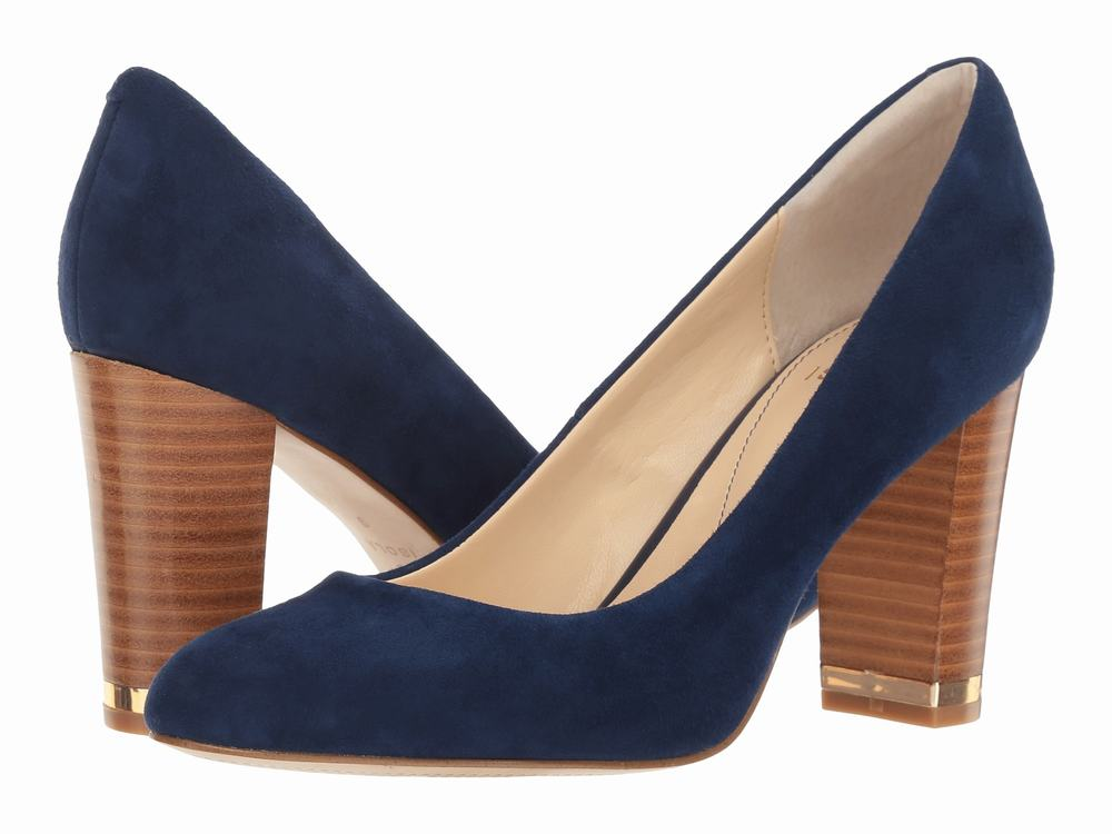 giày nữ gót to Isola Eleni III cao cấp