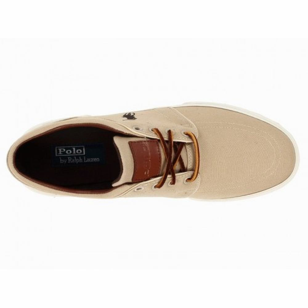 giày vải Polo Ralph Lauren nam Vaughn