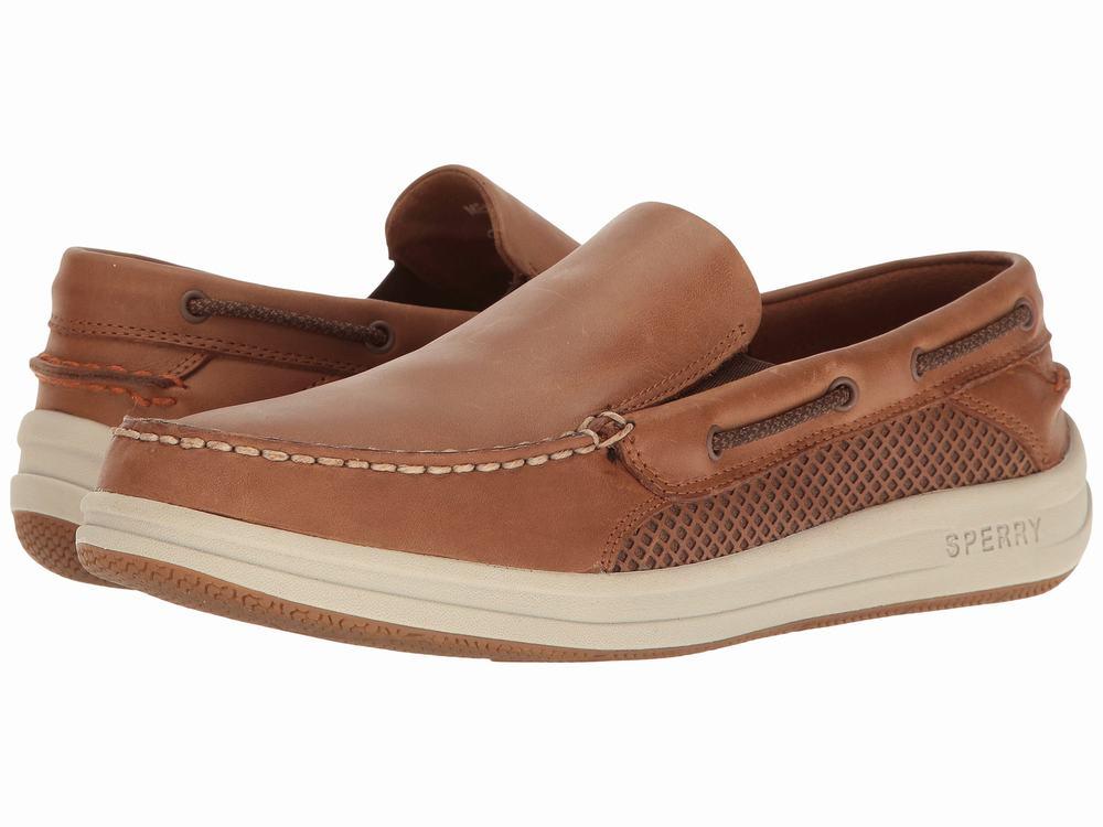 Giày Lười Sperry Hamilton II Chất Da Trẻ Trung Hàng Hiệu