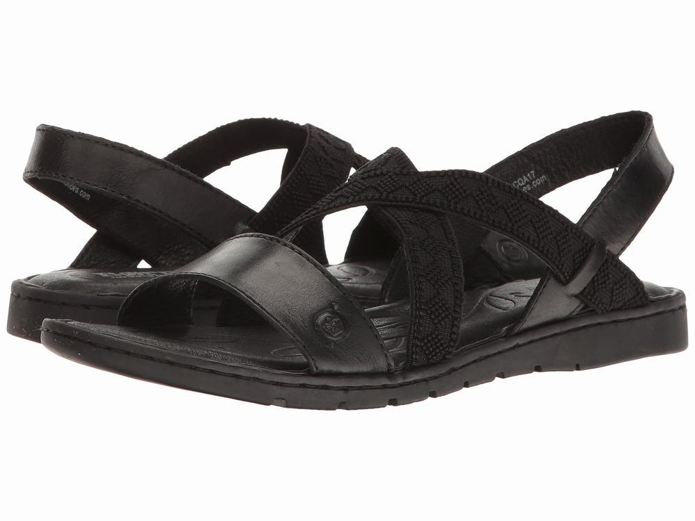 Giày Sandal Nữ Quai Chéo Born Atiana Hàng Chính Hãng