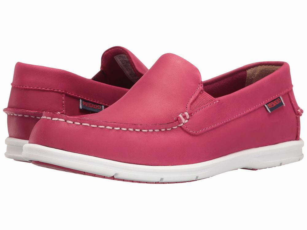 Giày Lười Nữ Sebago Trẻ Trung Êm Ái Liteside Chính Hãng