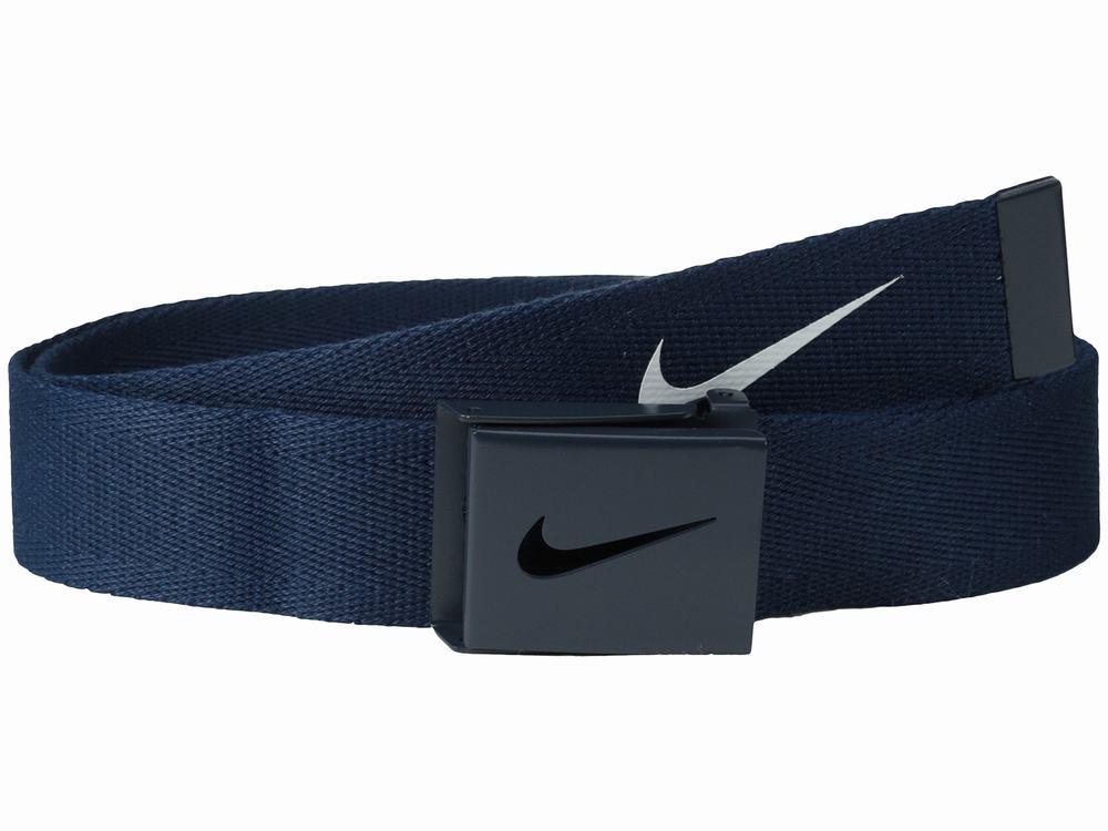 Thắt Lưng Nam Nike Tech Dây Vải Khoá Kẹp Chính Hãng