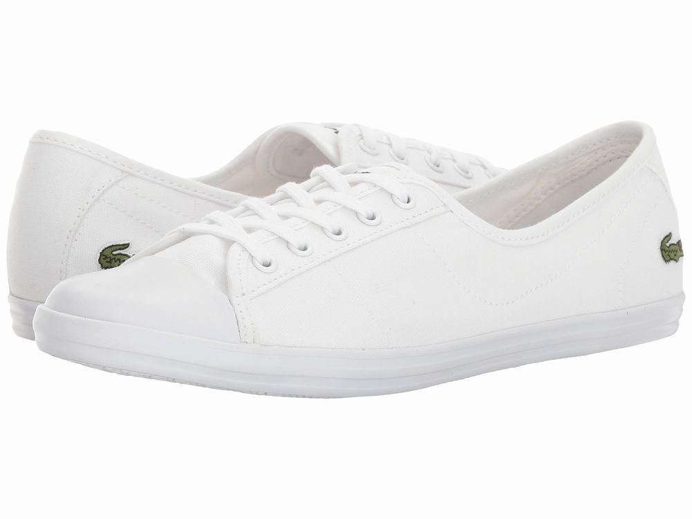 Giày Thể Thao Thời Trang Lacoste Cột Dây Ziane Năng Động