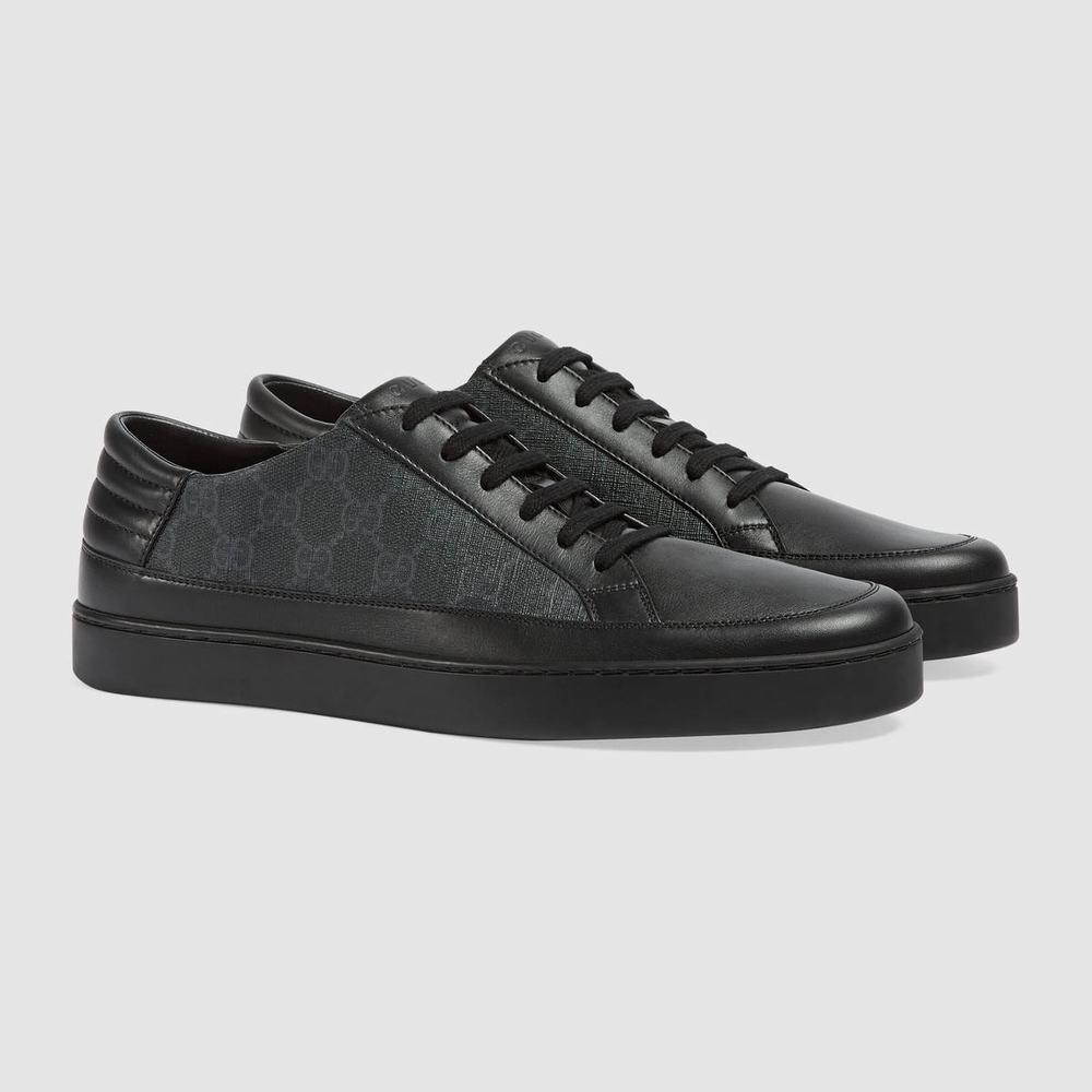 Giày Sneaker Cổ Thấp Gucci Chất Vải Đẹp Trẻ Trung
