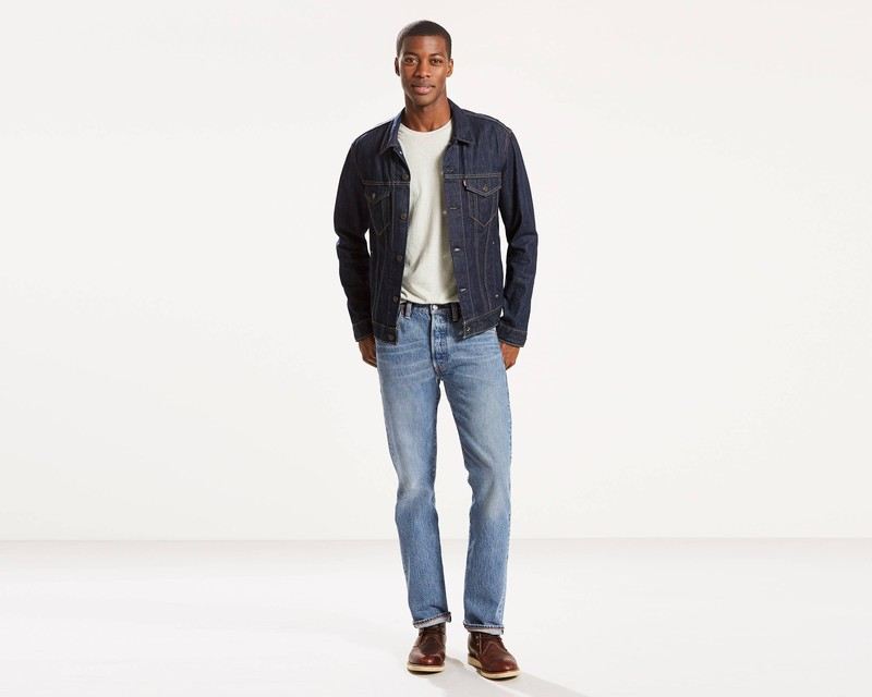 Quần Jean Levis 501™ Nam Original Made in USA