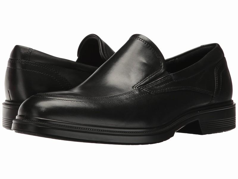 Giày Lười Nam ECCO Chất Da Cao Cấp Lisbon Hàng Nhập Mỹ