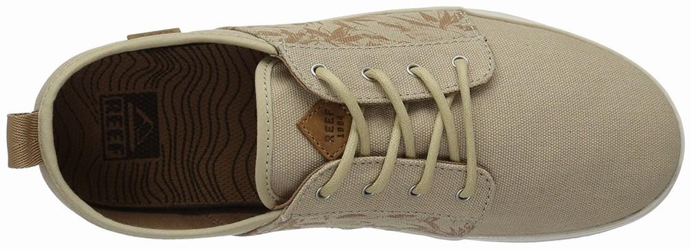 Giày Sneaker Nam Reef In Họa Tiết Thời Trang Hàng Nhập