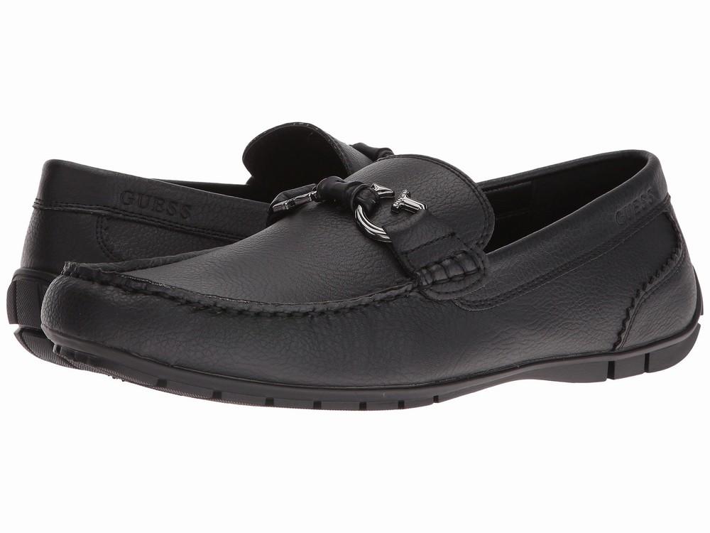 Giày Slip-On Nam Guess Mckinley Đơn Giản Hàng Nhập