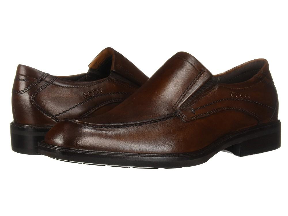 Giày Slip On Nam ECCO Chất Da Bê Windsor Chính Hãng
