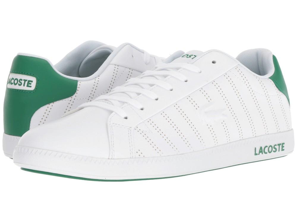 Giày Sneaker Lacoste Trẻ Trung Graduate Hàng Chính Hãng